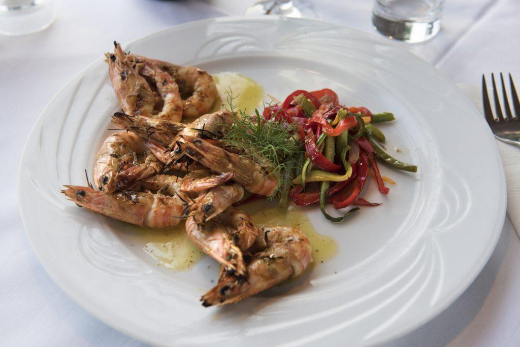 Eucalyptus Taverna Seafood