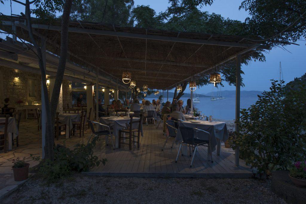 Eucalyptus Taverna Dinning Room