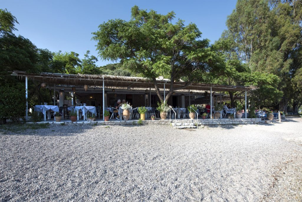 Eucalyptus Taverna San Stefano, Corfu